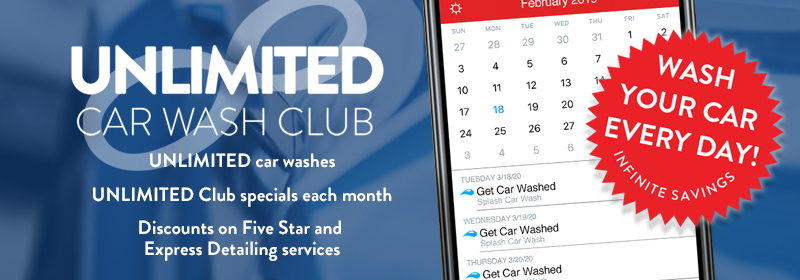 The Benefits of Unlimited Club Membership!